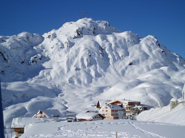 nieve Austria 2009