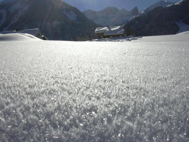 Austria nieve