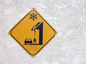 cuidado con la nieve!