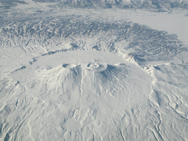 Krasheninnikov volcano